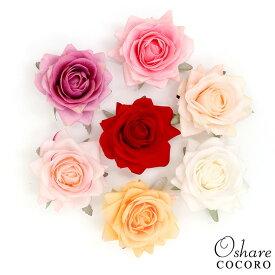 コサージュ フォーマル 髪飾り 結婚式 バラ ローズ 薔薇 ヘアクリップ プチプラ アクセサリー ヘアアレンジ 大人 キッズ 子供 花 赤 レッド ピンク 白 ホワイト オレンジ 紫 パープル