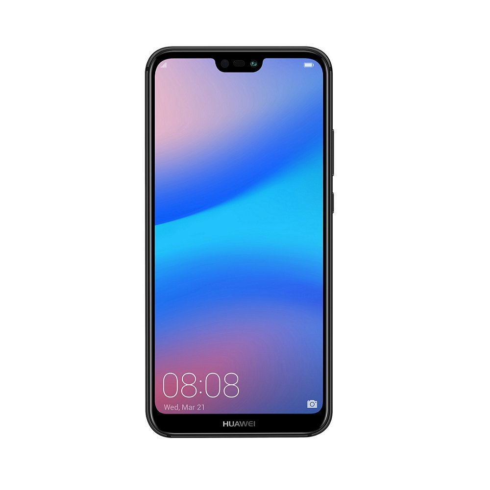 Huawei 5.84インチ P20 lite SIMフリースマートフォン ミッドナイトブラック 【日本正規品】(ANE-LX2J)