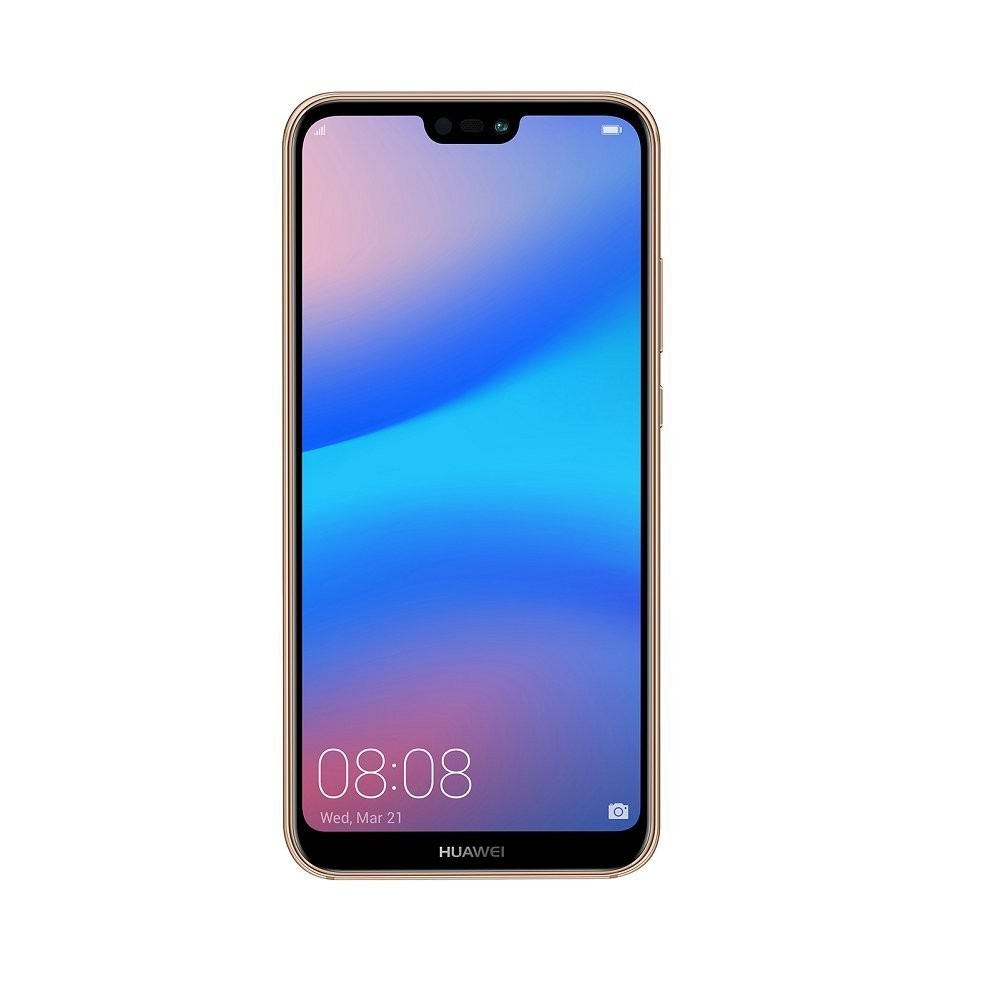 Huawei 5.84インチ P20 lite SIMフリースマートフォン サクラピンク【日本正規品】(ANE-LX2J)