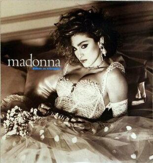 像33轉唱片madonna麥當娜Like a Virgin的這個處女利馬明星盤模擬新譜唱片