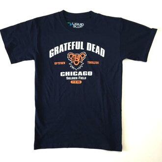 """岩石的 T 恤,樂隊 T 恤""""感恩死-感激-死""""芝加哥海軍 t 恤岩石男士 T 襯衫 T 恤"""