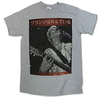 """""""格兰奇已经死了。 """"打印 t 恤限量版 T 衬衫短袖 T 衬衫圆领 T 衬衫岩石男士 t 恤"""