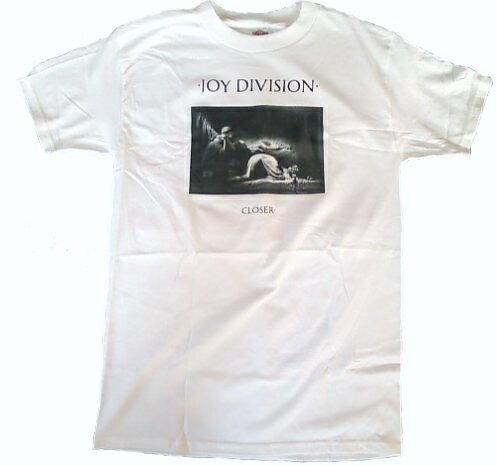 ロックTシャツ バンドTシャツ JOY DIVISION ジョイ・ディヴィジョン CLOSER UNKNOWN PLEASURES ロックT バンドt バンド tシャツ ブラック ROCK バンドT 正規品 送料無料