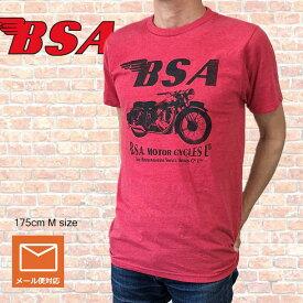 BSA バイク Tシャツ モーターサイクル ブリティッシュ UK ライダース バイカー