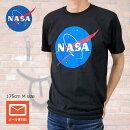 "【NASA】""NASAロゴマーク""プリントヴィンテージな仕様Tシャツ限定Tシャツ半袖TシャツクルーネックTシャツROCKメンズTシャツ"