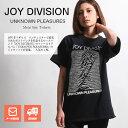 JOY DIVISION ジョイ・ディヴィジョン UNKNOWN PLEASURES ロックT バンドt バンド tシャツ ブラック 半袖Tシャツ メンズTシャツ ROCK メンズ バンドT 正規品