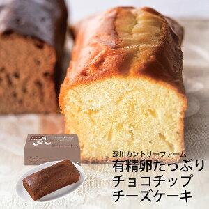 深川カントリーファーム 有精卵たっぷりチョコチップチーズケーキ 14-FYC-5-C (-90008-02-) (個別送料込み価格) (t3) | 出産内祝い お返し 内祝い ギフト お祝 出産 結婚内祝い 快気祝