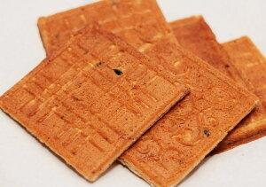 丹波の黒太郎 黒豆豆乳きなこせんべい 24枚入り×15袋  【丹波黒豆 きな粉 煎餅 業務用】