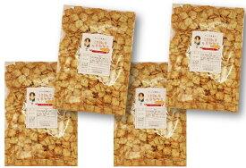【宅配便送料無料】 グルメな栄養士の のりセサミ 1kg(250g×4袋)  【おつまみ セサミクラッカー セサミスナック】