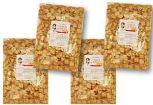 グルメな栄養士の のりセサミ 1kg(250g×4袋)  【おつまみ セサミクラッカー セサミスナック】