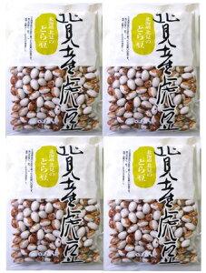 【宅配便送料無料】 豆力 北海道北見産 虎豆 1kg 【とら豆、国産、国内産】