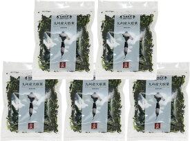 こだわり乾燥野菜 九州産 大根葉 40g×5袋 【吉良食品 ドライ 干し 国内産100% 国産】