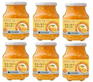 【宅配便送料無料】 信州須藤農園 砂糖不使用 100%フルーツ マーマレード 185g×6個   【スドージャム 製菓材料 オレンジジャム 柑橘 低糖度】