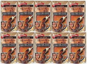 コスモ直火焼 カレールー 辛口 170g×10袋  【コスモ食品 フレーク】