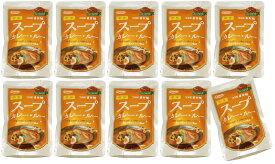 コスモ直火焼 スープカレー・ルー 110g×10袋  【コスモ食品 フレーク】