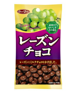 グルメな栄養士セレクト洋菓子 レーズンチョコ 53g×12袋  【正栄デリシィ チョコレート ぶどうチョコ 業務用】