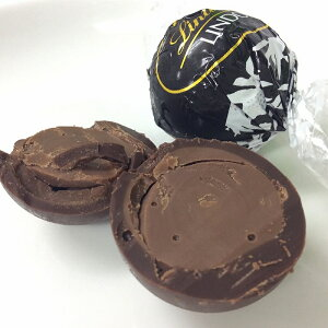 リンツ(Lindt) リンドール エキストラビターパック 60g×12袋   【個包装 六甲バター QBB スイス 高級チョコレート ビターチョコ】