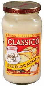 ハインツ クラシコ 4チーズアルフレッド 420g×12個    【HEINZ CLASSICO 業務用 調味料 パスタソース リゾット】