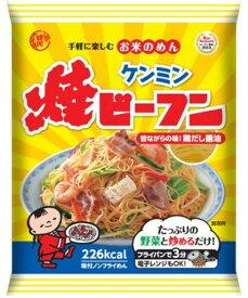 ケンミン 即席焼ビーフン 65g×30袋  【ケンミン食品 米麺 家庭用 簡単 インスタント】