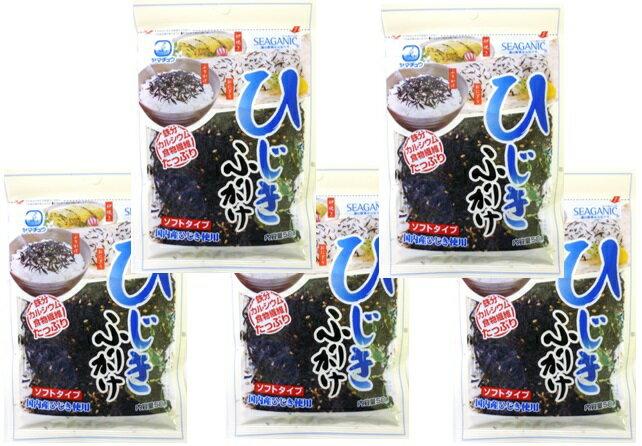 九州ひじき屋の ひじきふりかけ(ソフトタイプ) 50g×5袋【国内産ひじき使用】