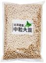 【宅配便送料無料】 大豆 まめやの底力 北海道産 中粒大豆 5kg(1kg×5袋)  【リニューアル だいず、国産 とよま…