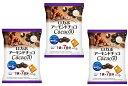 グルメな栄養士セレクト洋菓子 ロカボ アーモンドチョコ カカオ70 126g(18gx7P)×3袋  【正栄デリシィ チョコ…