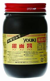 ユウキ食品 甜面醤(中華甘みそ) 500g  【YOUKI マコーミック 中華調味料 テンメンジャン 国内製造 調味料】