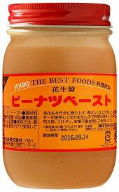 ユウキ食品 調味料 ピーナツペースト(花生醤)  400g 【YOUKI マコーミック 落花生ペースト 国内製造】