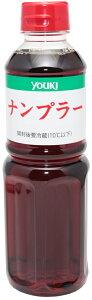 ユウキ食品 魚醤(ユイジャン/ナンプラー) 600ml×6本   【YOUKI 業務用 エスニック調味料 醗酵醤油】
