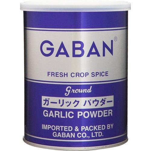 GABAN ガーリックパウダー(缶) 225g   【スパイス ハウス食品 香辛料 パウダー 業務用 にんにく】