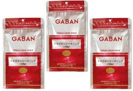 【宅配便送料無料】 GABAN スパイス ケイジャンシーズニング (袋) 100g×3袋 【ミックススパイス ハウス食品 香辛料 パウダー 業務用】