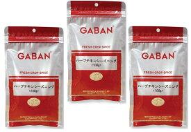 GABAN ハーブチキンシーズニング (袋) 100g×3袋 スパイス 【ミックススパイス ハウス食品 香辛料 パウダー 業務用】