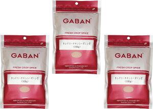 【宅配便送料無料】 GABAN タンドリーチキンシーズニング(袋) 100g×3袋   【ミックススパイス ハウス食品 香辛料 パウダー 業務用】