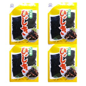 【メール便送料無料】 九州産 ひじき(芽ひじき) 20g×4袋 ポッキリ!セット  【ヤマチュウ 山忠 国産】