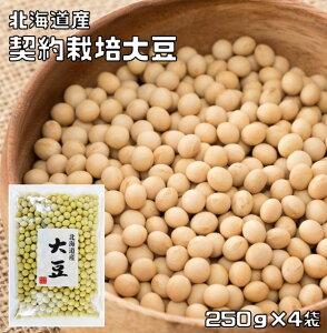大豆 豆力 契約栽培北海道産 1kg
