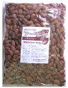 世界美食探究 カリフォルニア産アーモンド(薄塩オイルロースト仕上げ) 1kg1袋【Almond】 【ア−モンド】