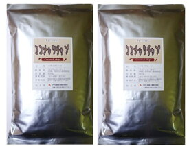【宅配便送料無料】 世界美食探究 タイ産 ココナッツチップ(無塩・無油) 1kg(500g×2袋) おつまみ