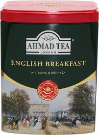 世界美食探究 AHMAD TEA イングリッシュブレックファースト(リーフティー) 200g
