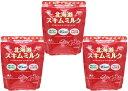 雪印メグミルク 北海道スキムミルク 360g×3袋 【低脂肪 脱脂粉乳 製菓材料 製パン材料】