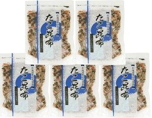 【宅配便送料無料】 乾物屋の底力 生ふりかけ たこ昆布 70g×5袋   【澤田食品 蛸こんぶ タコ】