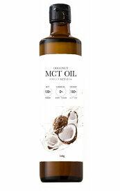 フラット・クラフト MCTオイル 360g×12本    【ココナッツ由来100% 中鎖脂肪酸 中鎖脂肪酸率100% 添加物不使用 業務用】