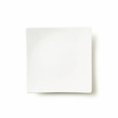 ALPHA アルファ 19cm 正角皿(アウトレット含む)【日本製 磁器】【白い食器 取り皿 角皿 スクエア プレート 業務用食器 ホワイト 食器 白 プレート 皿 白 食器 おしゃれ 四角 皿】【RCP】05P03Dec16