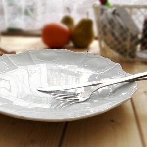 キング 27cm プレート (アウトレット含む)日本製 磁器 白い食器 パスタ皿 大皿 業務用食器 おしゃれ 丸皿 絵付け 白 食器