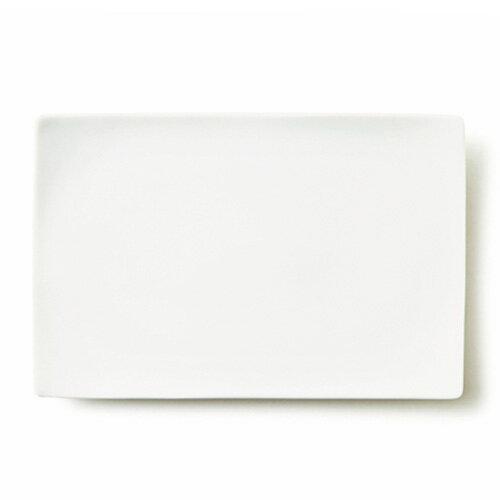 ALPHA アルファ 30×20cm 長角皿L アウトレット含む 日本製 食器 磁器 白 ランチプレート プレート 皿 白い食器 おしゃれ ワンプレート 角皿 スクエア 業務用食器