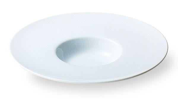 スープセレクション 【ワイドリム】 29cm 平型スープ 皿 【白い食器 レストラン カフェ 食器 おしゃれ 業務用食器 日本製】