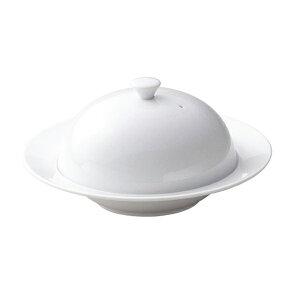 【ポイント5倍!!期間限定】 マキシム 20cm マフィンクープ & カバー セット 白い食器 cafe カフェ 食器 おしゃれ オシャレ 業務用 日本製