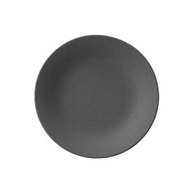 カリタ 20cm デザート 黒曜 こくよう デザートプレート デザート皿 cafe カフェ 食器 おしゃれ 業務用 日本製