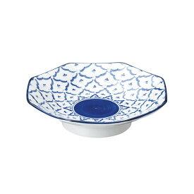 【ポイント5倍!!期間限定】 チェンマイ 八角シューマイ(19.5cm) エスニック アジアン 食器 皿 タイ ベトナム