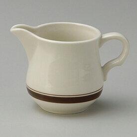 カントリーサイド ダークブラウン クリーマー カントリー cafe カフェ 食器 おしゃれ 業務用 日本製