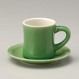 カントリーサイド ジェイド ダイナーカップ & ソーサー カントリー cafe カフェ 食器 おしゃれ 業務用 日本製